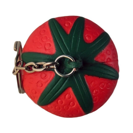 Strawberry Keyring Top