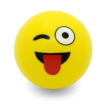 Cheeky Emoji Stress Ball