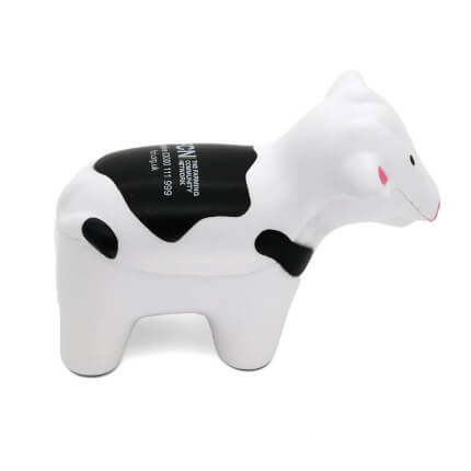 Stress Cow Side View