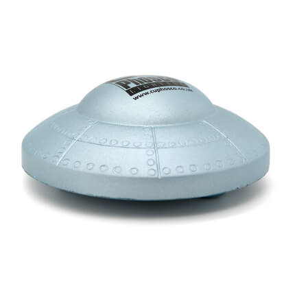 UFO Space Ship Stress Ball Alternate Side View