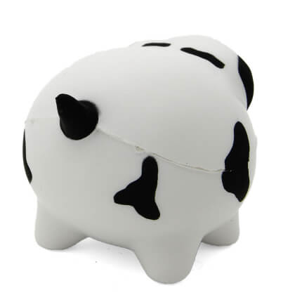 Chunky Dog Stress Ball Rear View