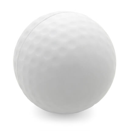 Golf Ball Rear View