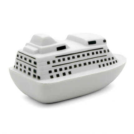 Ocean Liner Stress Ball Alternate Side View
