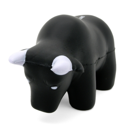 Bull Stress Ball Face and Horns