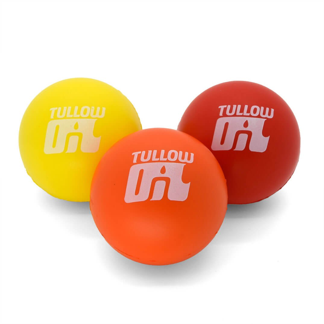 Tullow Oil 70mm Stress Balls