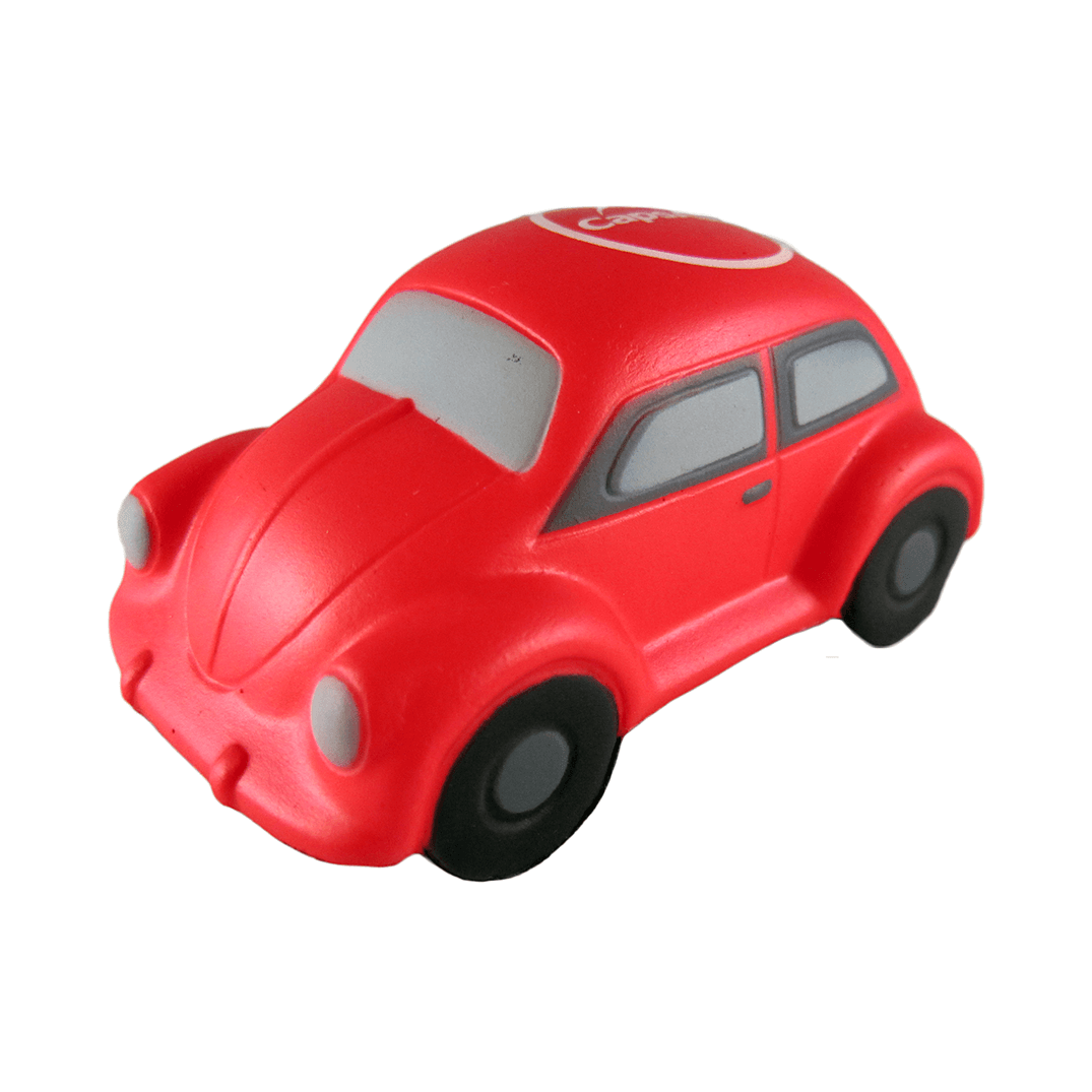 VW Stress Beetle Red