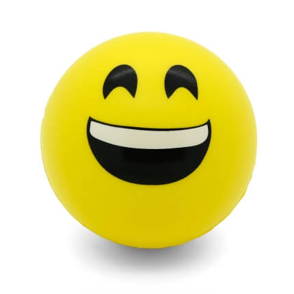 Smile Emoji Stress Ball