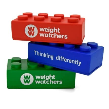 Weight Watchers Stress Building Blocks