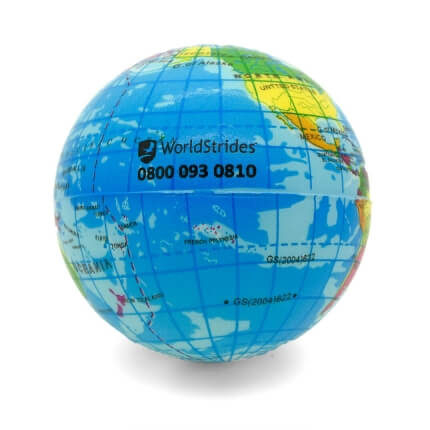 World Strides Stress Atlas Globes