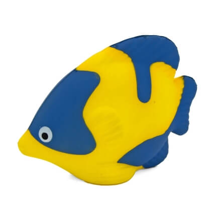 Tropical Fish Stress Ball Side View