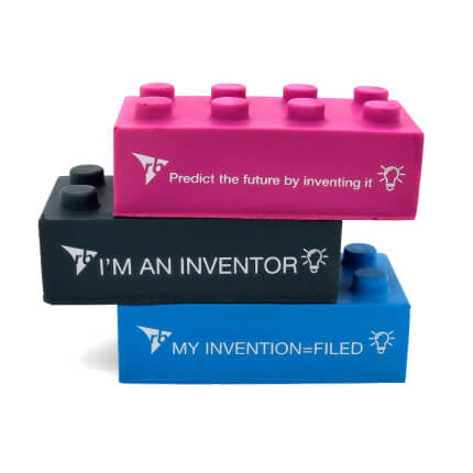 Pantone Matched Stress Connector Blocks