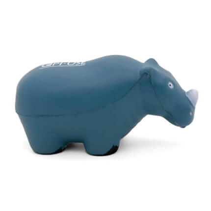 Rhino Stress Ball Side View