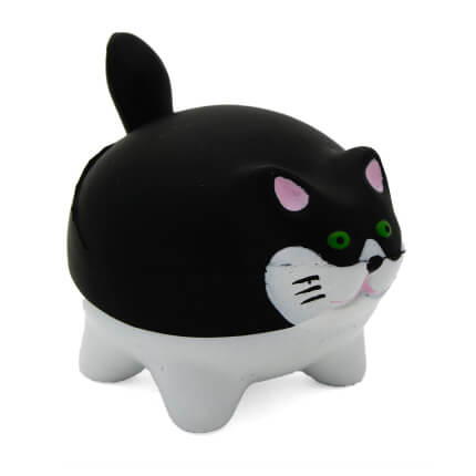 Chunky Cat Stress Ball Alternate View