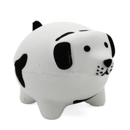 Chunky Dog Stress Ball Alternate View