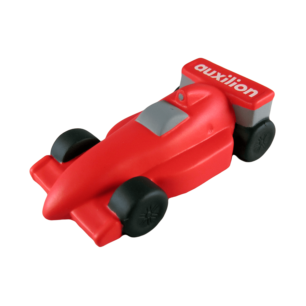 Stress Racing Car in Red