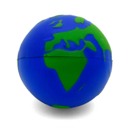 Dark Blue Stress Globe EMEA View