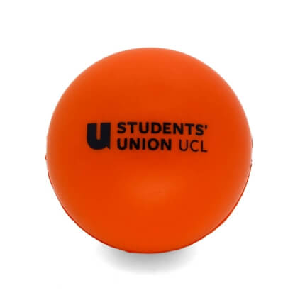 Orange 60mm Stress Ball