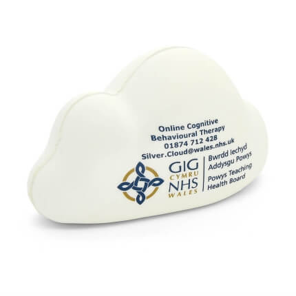 UK Made Stress Cloud Front View