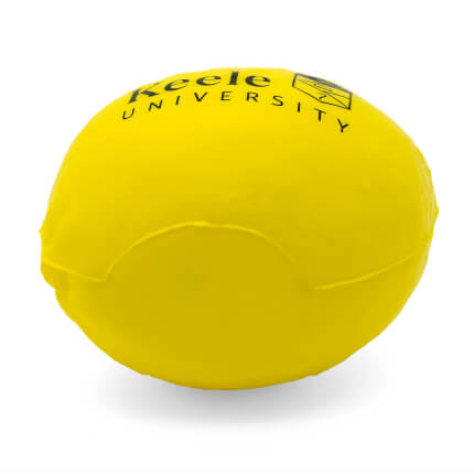 Lemon Stress Ball Underside